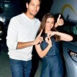 Alia Bhatt With Her Ex-Boyfriend Sidharth Malhotra