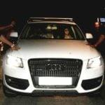 Alia Bhatt's Audi Q5