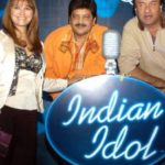 Alisha Chinai in Indian Idol 3