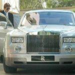 Amitabh Bachchan's Rolls Royce Phantom