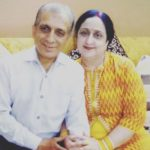 Ankita Mayank Sharma Parents