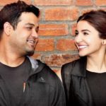 Anushka Sharma with her brother