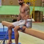 Arpinder Singh tatoo