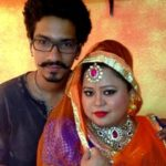 Bharti Singh with her husband Haarsh Limbachiyaa