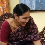 Hanuma Vihari's mother