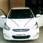 Karanvir Deol Car