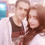 Parul Chauhan with Chirag Thakkar