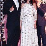 Priya Runchal with John Abraham