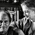 Raghu Rai with his wife Gurmeet