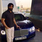 Rajeev Sen's Car