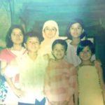 Saba Khan's Family