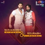 Shivashish Mishra with Sourabh Patel in Bigg Boss 12