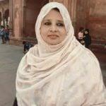 Saba Khan's Mother