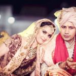 Sumeet Vyas and Ekta Kaul marriage photo