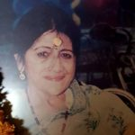 Sunali Rathod mother
