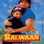 Suniel Shetty debut film- Balwaan