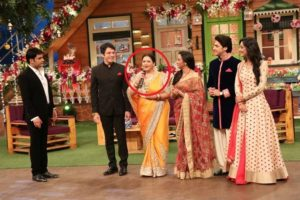 Surbhi Tiwari in Comedy Nights with Kapil