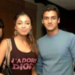 Tanushree Dutta with Aditya Dutt