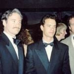 Tom Hanks with his Brother Larry on the left and Jim on the right