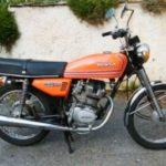 Usman Khan's Honda CG125 1976