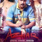 Ashish Gole Bollywood debut - Azhar (2016)