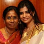 Chinmayi with her Mother