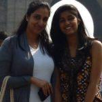 Deep Mandeep with her daughter
