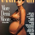 Demi Moore Naked Pose