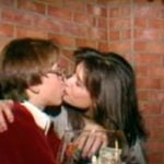Demi Moore kissed a 15 year-old-boy