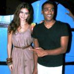 Gabriella Demetriades With Ravi Krishnan