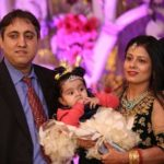 Hritiqa Chheber Brother, Sister-in-law, and Niece