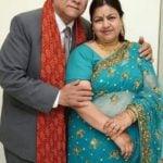 Hritiqa Chheber Parents