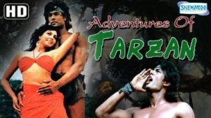 Kimi Katkar in Adventures of Tarzan