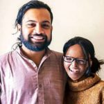 Laxmi Agarwal With her Ex-Boyfriend, Alok Nath