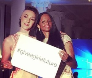 Laxmi Agarwal at London Fashion Week 2016