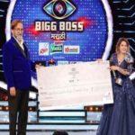 Megha Dhade - Bigg Boss Marathi 1 Winner 2018