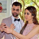 Nadia Murad with her husband