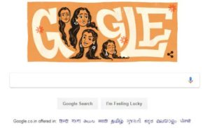 Nutan 81st birthday celebrated by Google