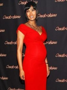 Padma Lakshmi during her Pregnancy