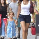Padma Lakshmi with her Daughter