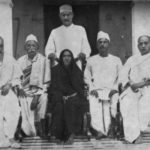 Patel's mother with her five son, Sardar Patel at extreme right