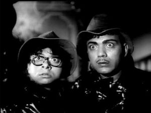 R. D. Burman in Bhoot Bangla
