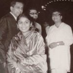 R. D. Burman's First Wife
