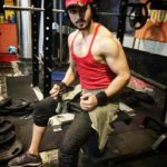 Rohit Suchanti At A Gym