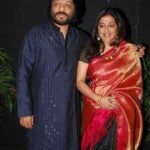 Roop Kumar Rathod with Sunali Rathod