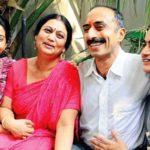 Sanjay Bhatt with his family