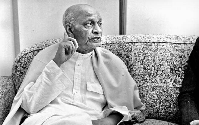 Sardar Patel Photo