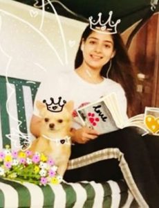 Tania Dog Lover