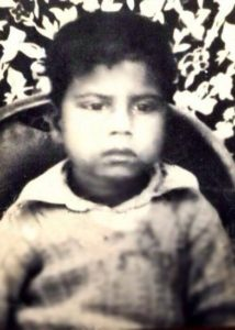 Vijay Tandon- Childhood Picture