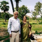 Anusha Mani's parents